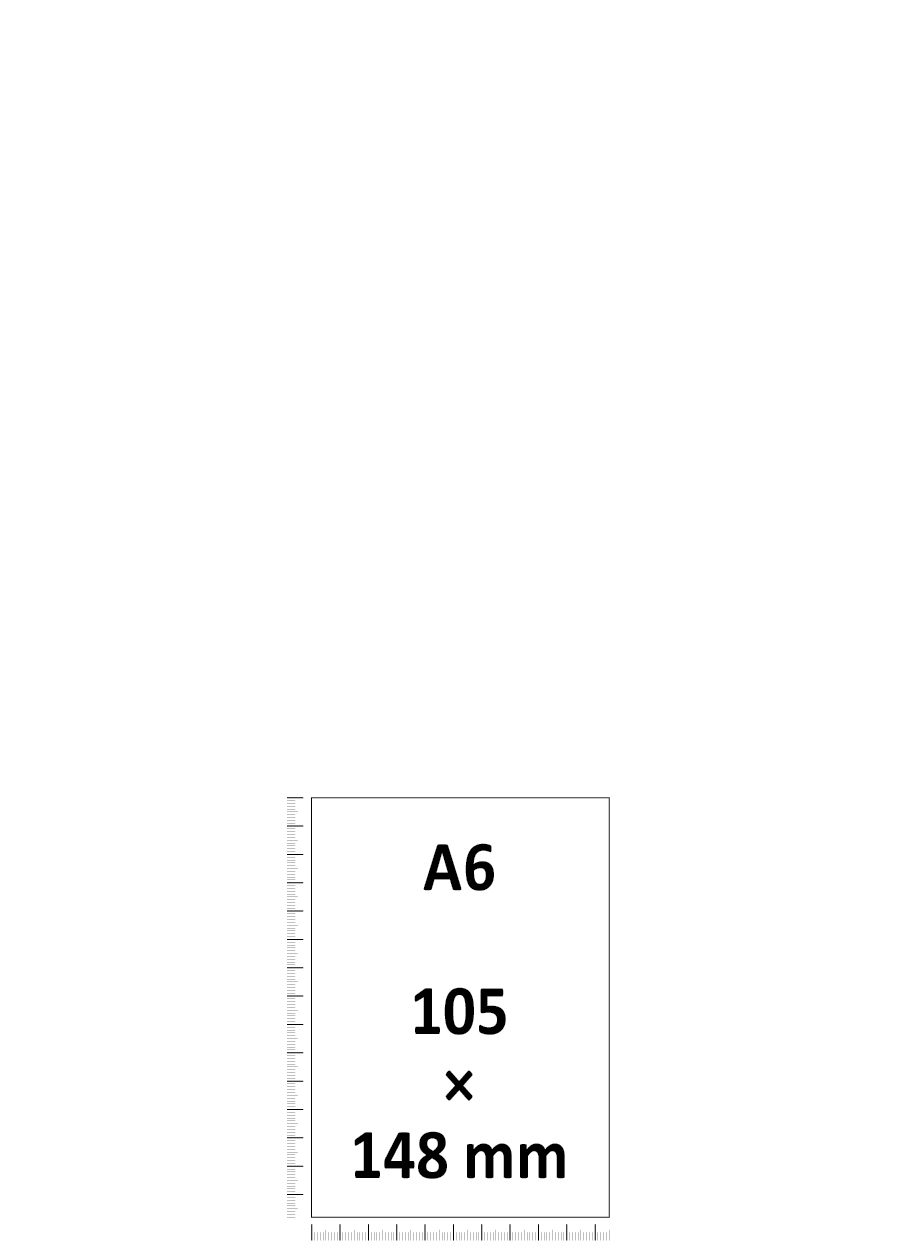 Standard Size For Flyers | Arts - Arts