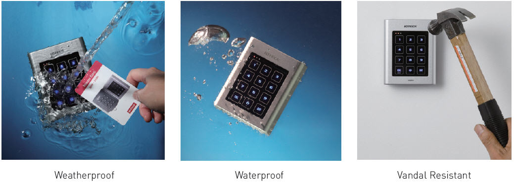 waterproof-E